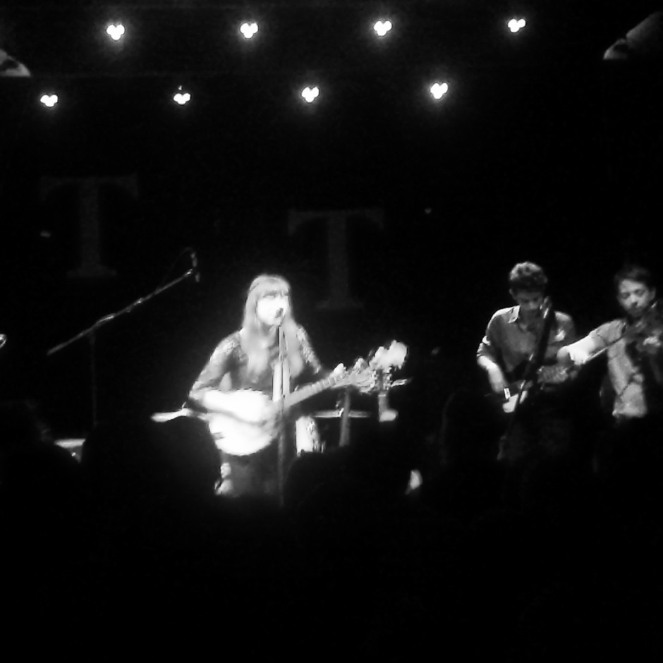 Alynda Lee Segarra (Hurray For The Riff Raff) at Tractor Tavern, Seattle 2014
