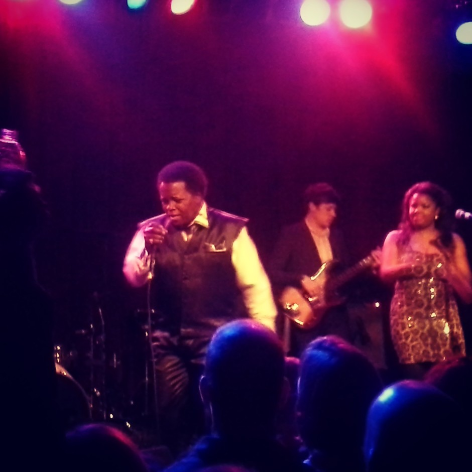 Lee Fields at Neumos, Seattle 2013