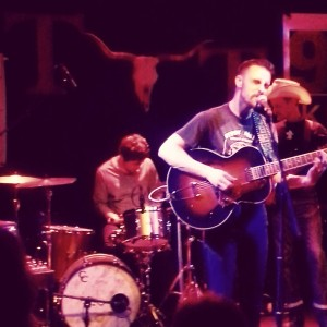 Robert Ellis at Tractor Tavern, Seattle 2014