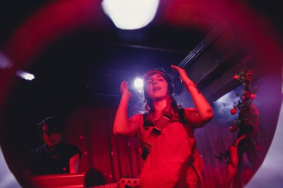 Caroline Rose in Seattle at the Sunset Tavern