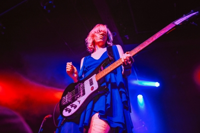 Sunflower Bean. Photo By Rachel Bennett