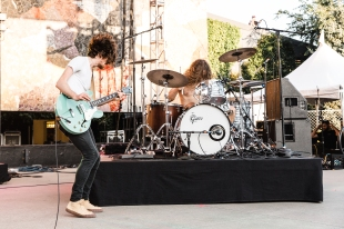 Black Pistol Fire by Eric Tra