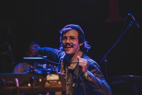 Paul Cherry. Photo by Rachel Bennett