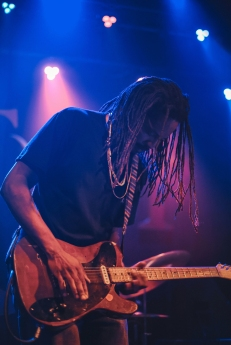 Black Joe Lewis. Photo by Rachel Bennett