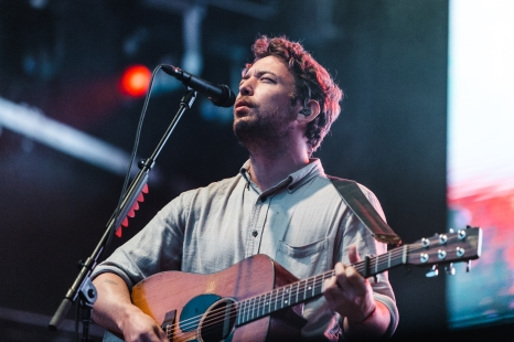 Fleet Foxes by Eric Tra