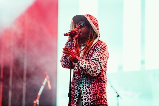 Lil Wayne by Eric Tra