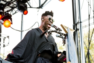 Moses Sumney by Eric Tra