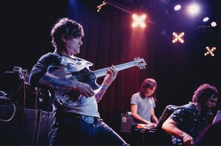 Thee Oh Sees. Photo by Jake Hanson