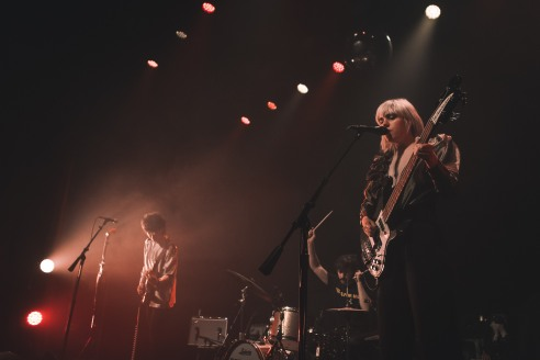 Sunflower Bean - Moore Theatre Seattle