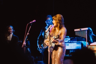 Jenny Lewis. Photo by Eric Tra