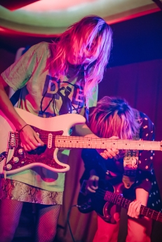 The Paranoyds. Photo by Rachel Bennett